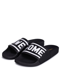 Awesome black & white sliders