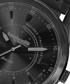 Black steel & rubber watch Sale - Lambretta Sale
