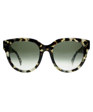 1f78a96daf937 Audrey spotted Havana sunglasses Sale - Celine Sale