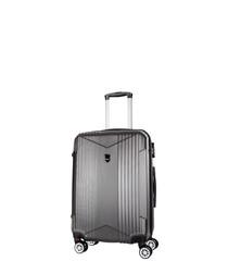 Scheving grey spinner suitcase 50cm