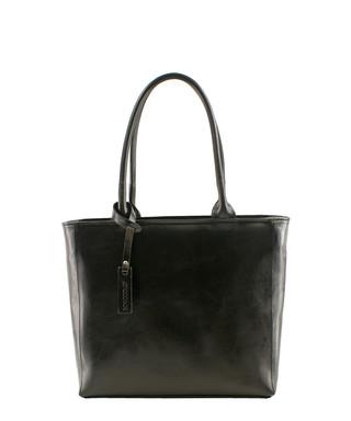 Black leather shoulder bag Sale - BOSCCOLO Sale 7765bd48ddd90