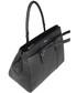 Mulhouse black leather grab bag Sale - paul costelloe Sale