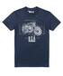 Navy pure cotton BSA print T-shirt Sale - petrol heads Sale