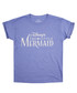 Girls' The Little Mermaid violet T-shirt Sale - Disney Sale