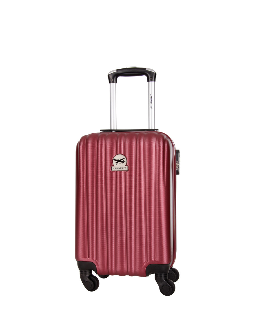 Bordeaux spinner suitcase 46cm Sale - cabine size