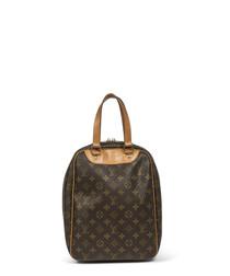 Excursion brown monogram canvas grab bag