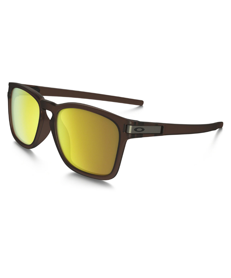 Brown & gold sunglasses  Sale - Oakley