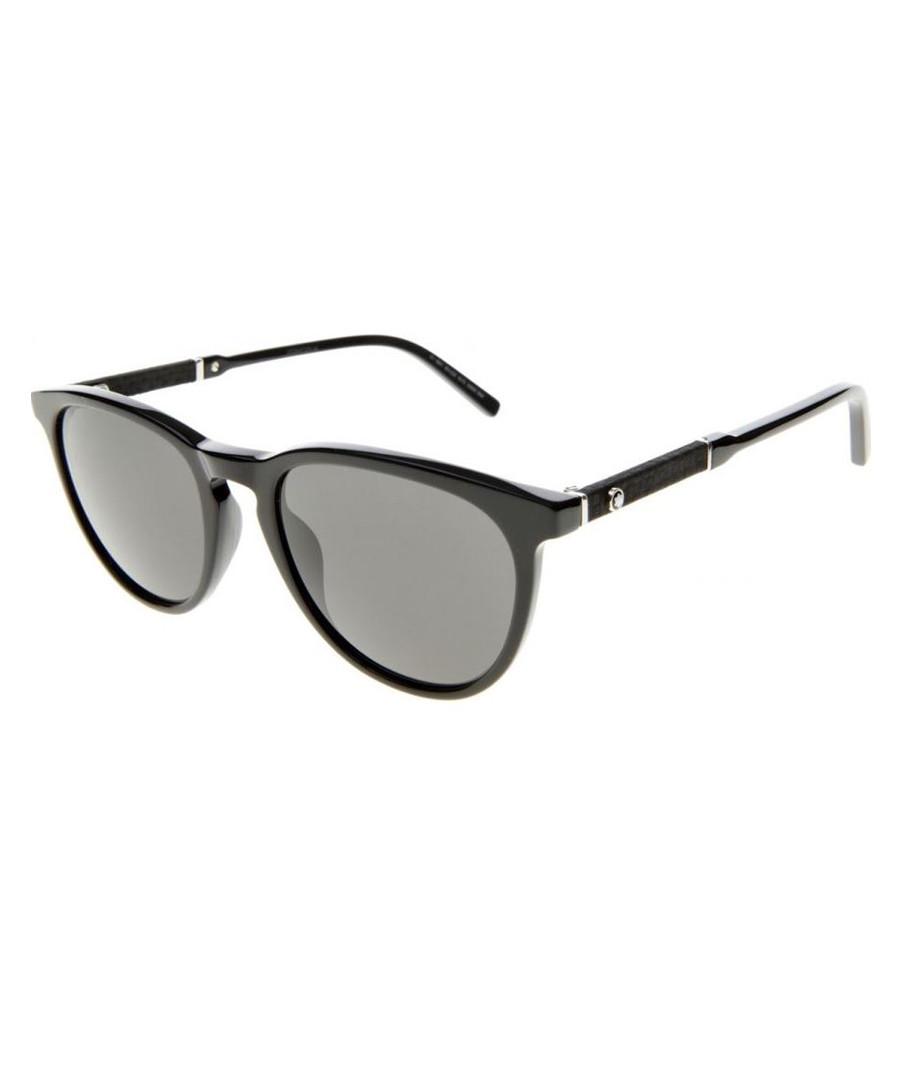 Black & grey sunglasses  Sale - montblanc