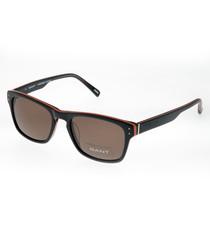 Black & brown sunglasses