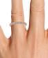 0.25ct diamond & rose gold eternity ring Sale - buy fine diamonds Sale