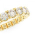 1ct diamond & gold full eternity ring Sale - Buy Fine Diamonds Sale