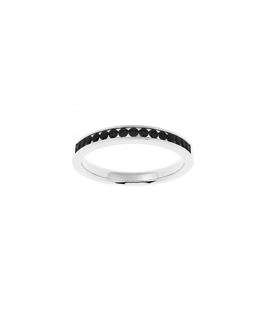0.5ct black diamond & white gold ring Sale - Buy Fine Diamonds
