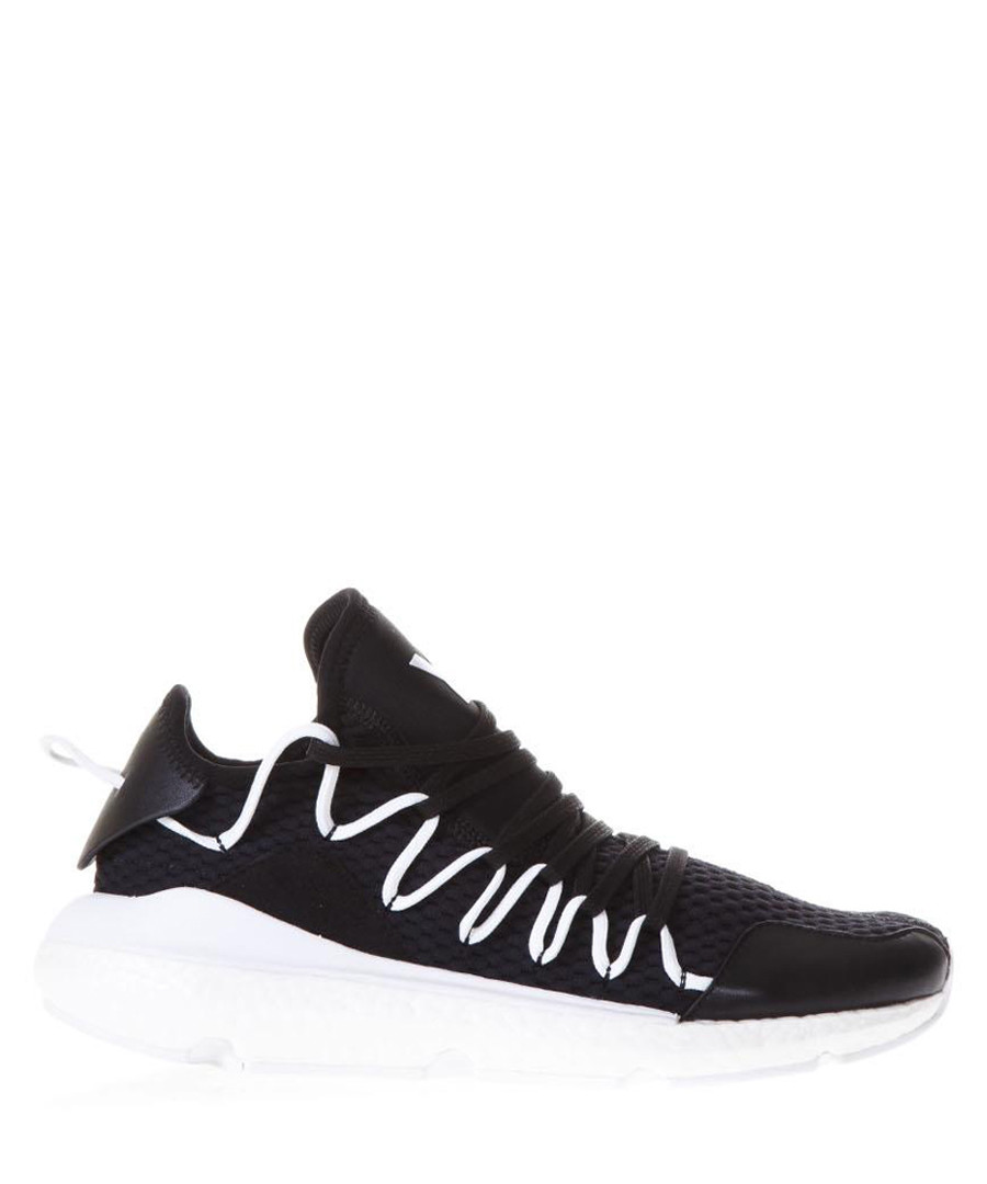 63f51c2620fd7 Kusari black   white sneakers Sale - ADIDAS Y-3