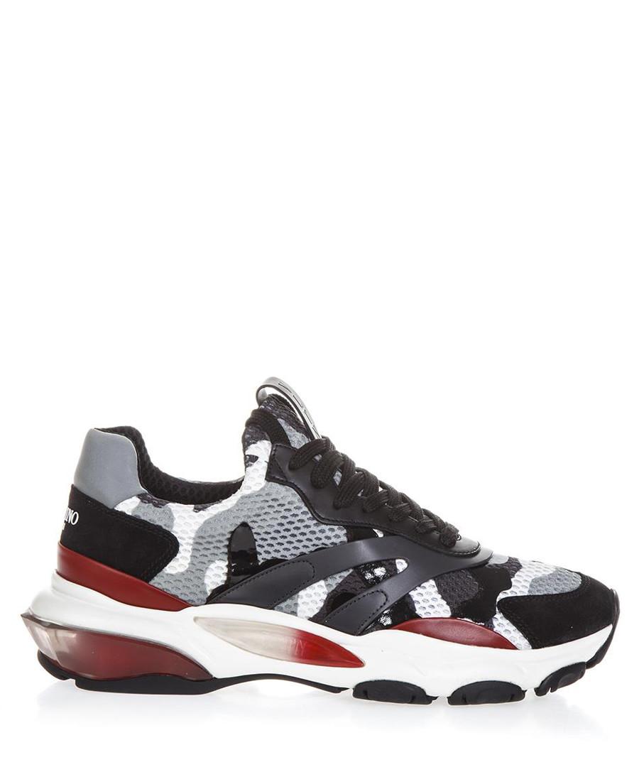 3faab354e0 Discount Bounce multi-colour leather sneakers | SECRETSALES