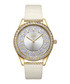 Mondrian 18k gold-plated diamond watch Sale - jbw Sale