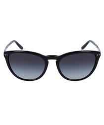 Black & blue gradient sunglasses