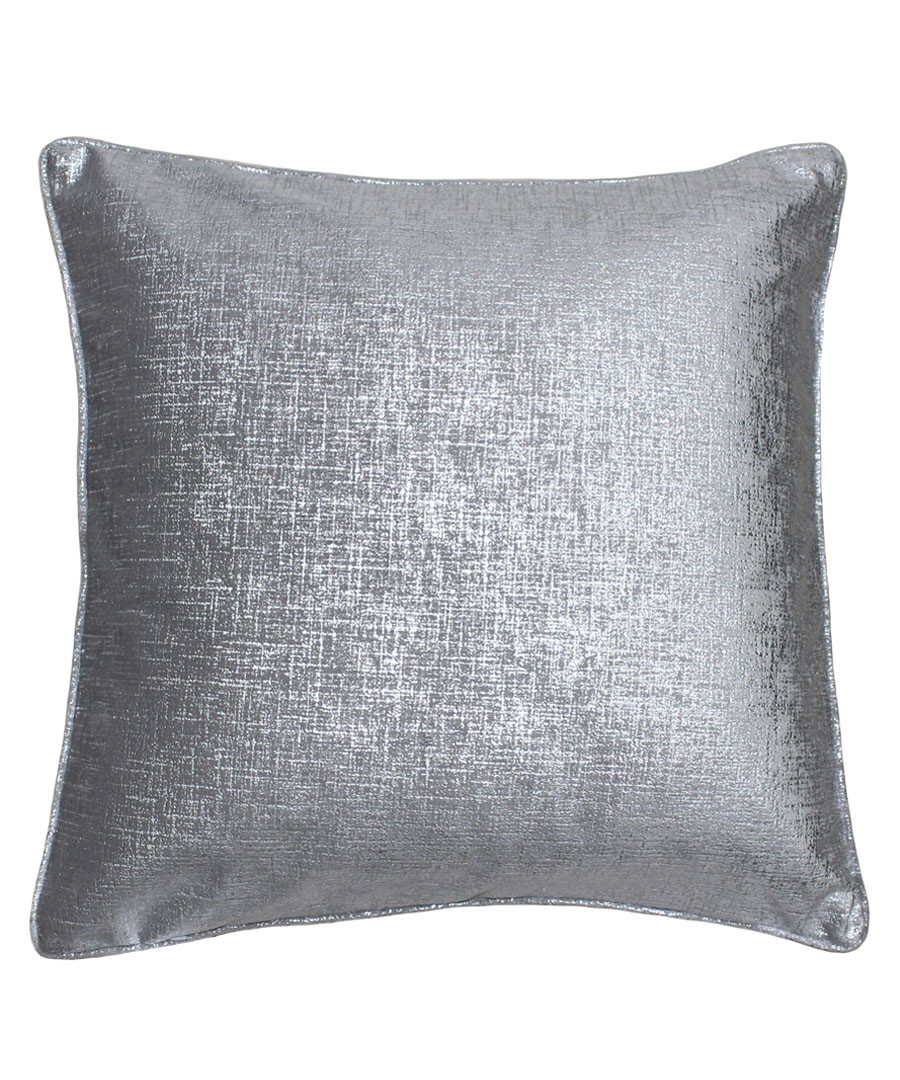 Venus silver cushion 45cm Sale - riva paoletti