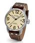 Maverick brown leather strap watch Sale - tw steel Sale