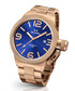 Canteen rose gold-tone metal strap watch Sale - tw steel Sale