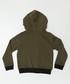 Boys' Nope green cotton jacket Sale - Mushi Sale