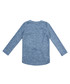 Girl's blue pure cotton sweatshirt Sale - Misha & Milo Kids Sale