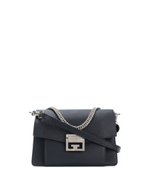 Women's GV3 black leather cross body