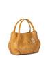 Yellow embossed leather slouch handbag Sale - anna morellini Sale