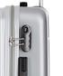 3pc grey spinner suitcase nest Sale - platinium Sale