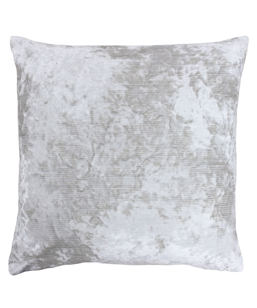 Neptune grey cushion 58cm Sale - riva paoletti