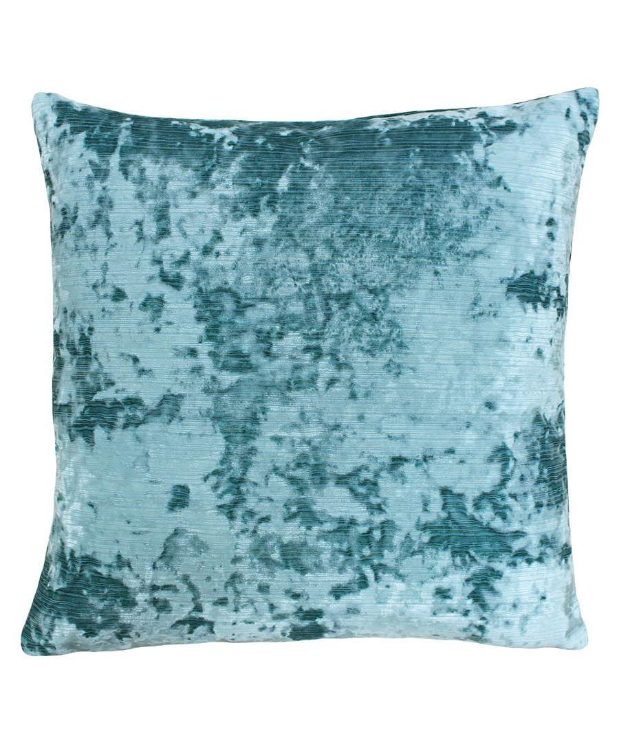 Neptune blue cushion 58cm Sale - riva paoletti