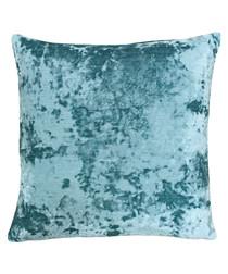 Neptune blue cushion 58cm