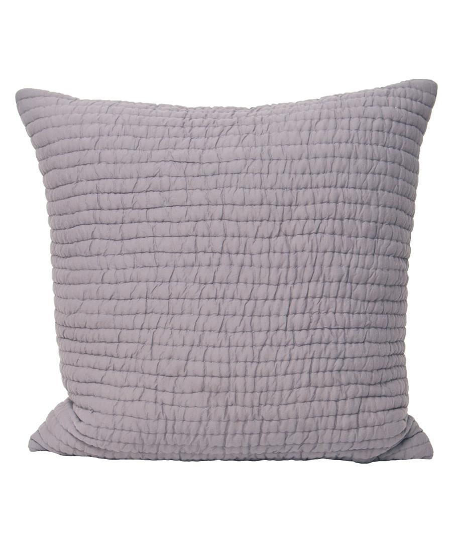 Chalon heather weave pattern cushion Sale - riva paoletti