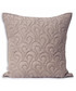 Nimes heather pattern cushion 55cm Sale - riva paoletti Sale