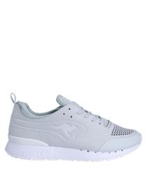 Coil Semi grey & white sneakers