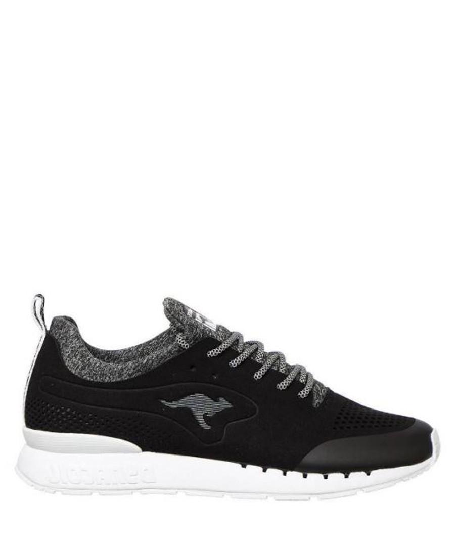Coil R Mesh black & white sneakers Sale - KangaROOS