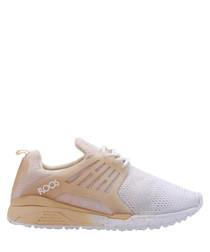 Runaway ROOS 007 smoke & white sneakers