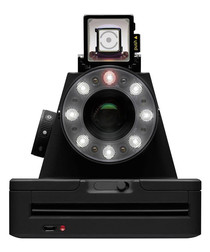 I-1 black Impossible camera