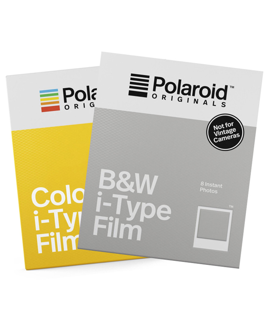 2pc B&W & colour i-Type film packs Sale - Impossible