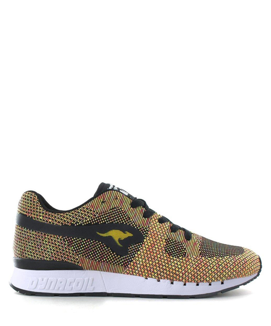 Coil-R1 Woven multicoloured sneakers Sale - KangaROOS