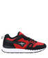 Omnicoil Woven red & black sneakers Sale - KangaROOS Sale