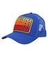 Men's blue cotton blend baseball cap Sale - dsquared2 Sale