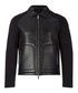 Corvis black leather jacket Sale - Boss By Hugo Boss Sale