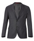Dark grey virgin wool blazer Sale - Boss By Hugo Boss Sale