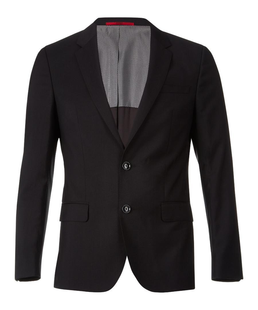Black virgin wool blazer Sale - Boss By Hugo Boss