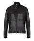 Jiker black leather jacket Sale - Boss By Hugo Boss Sale