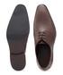 Feroke dark brown lace-up Derbys Sale - hugo boss Sale