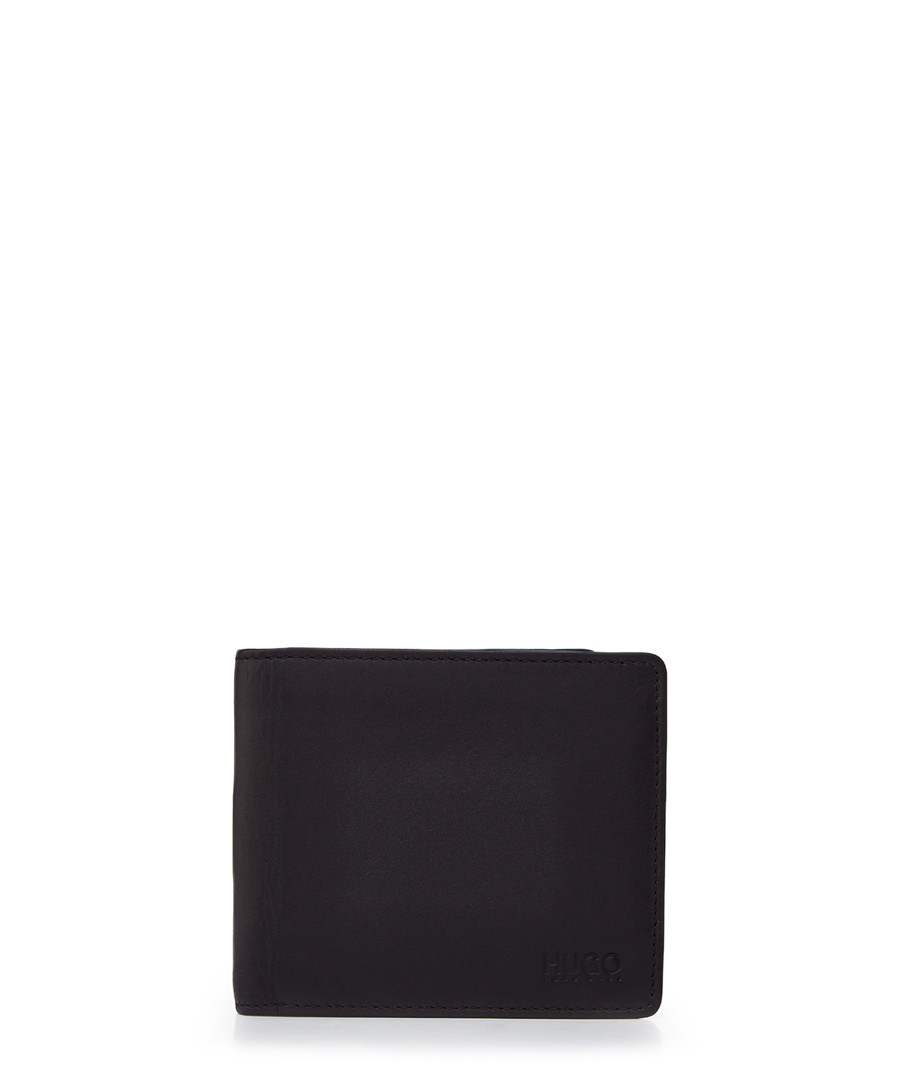 Black leather coin purse Sale - Boss By Hugo Boss