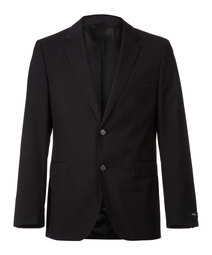 The Rider black virgin wool blazer Sale - Boss By Hugo Boss