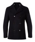 Dark blue wool blend button jacket Sale - Boss By Hugo Boss Sale