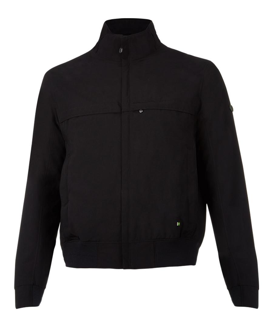 Black zip up long sleeve coat Sale - Boss By Hugo Boss